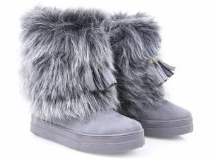 Zimné snehule huňaté