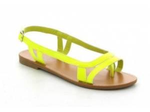 Sandálky NEON
