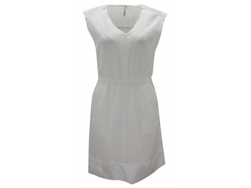 Biele šaty SENSUEL