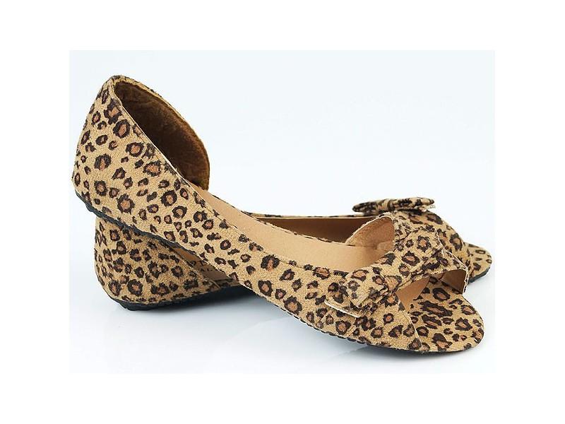 Balerínky leopard