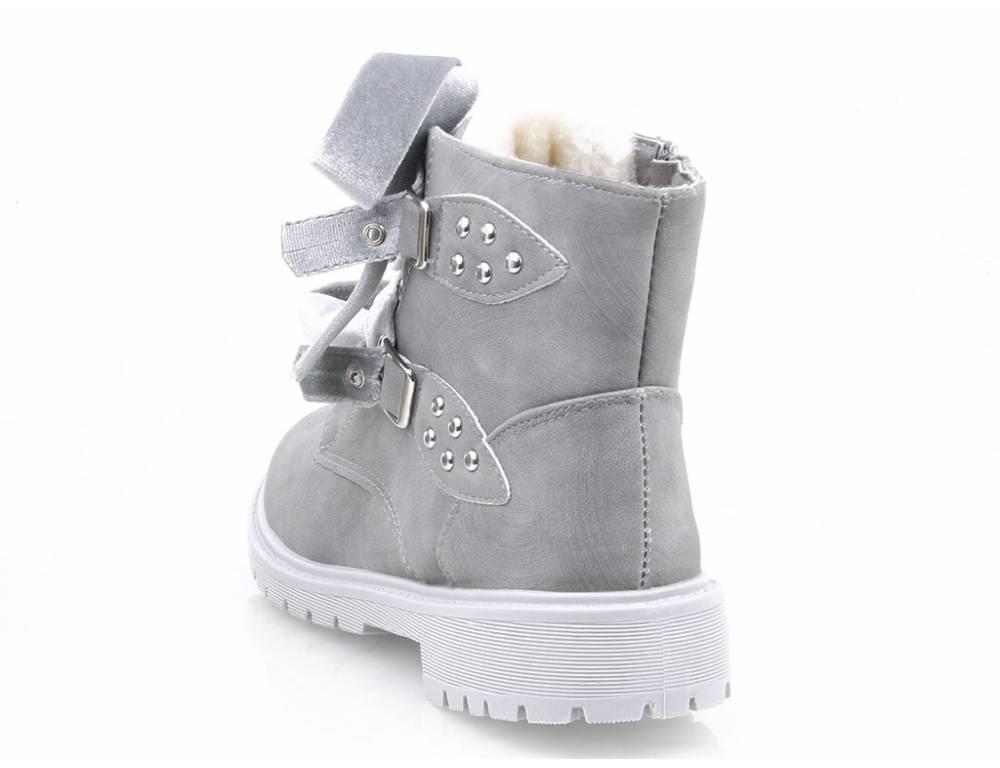 4361336e87f40 Šedé štýlové topánky, lacné   TOTOchcem.sk
