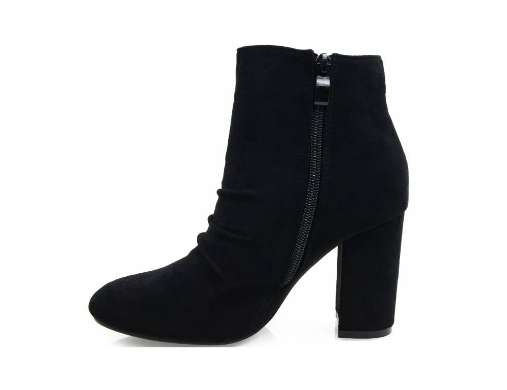... Čierne čižmičky ... ffc57414e02