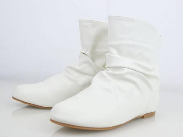 Dámske biele čižmy