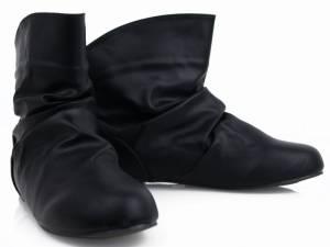 Dámske čierne čižmy