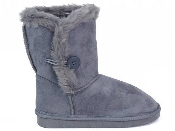 Zimné papučovky GREY