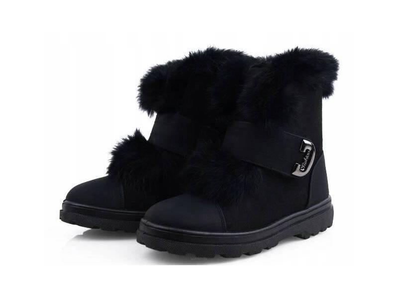 Členkové topánky na zimu