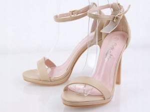 Spoločenské dámske sandálky
