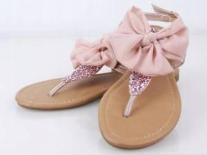 Ružové sandálky JAPONKY