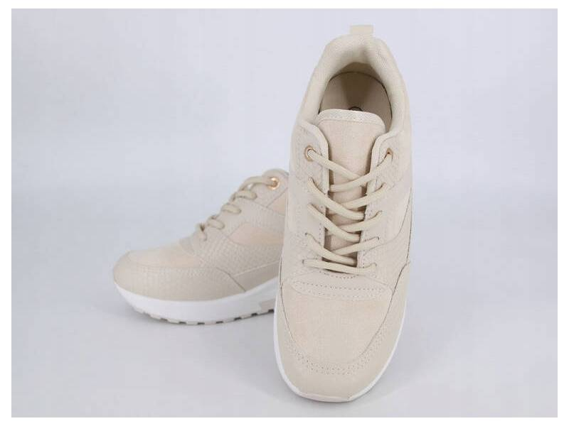 Béžové sneakers tenisky