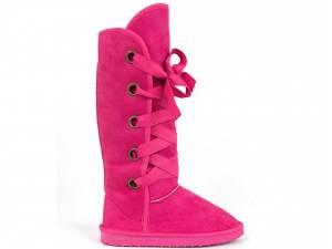 Zimné papučovky PINK