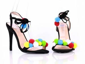 Sandálky PomPom