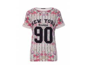 Tričko NEW YORK 90