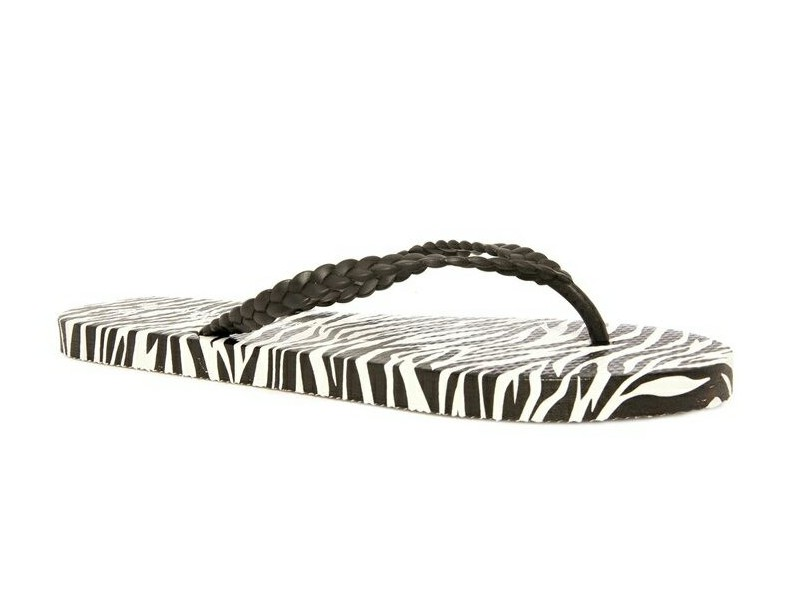 Žabky zebra