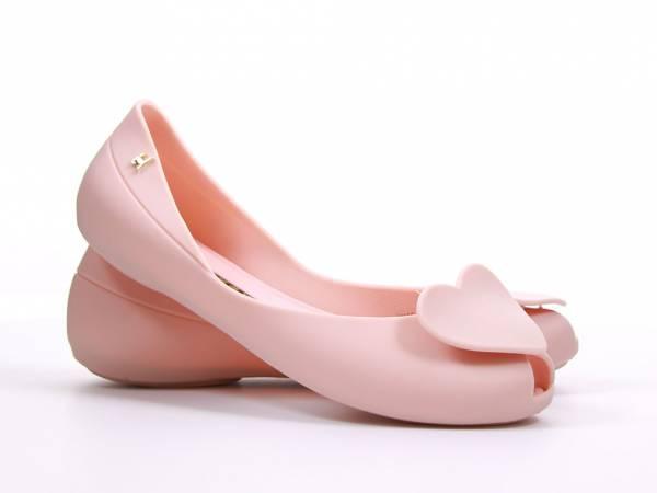 Ružové gumky LOVE