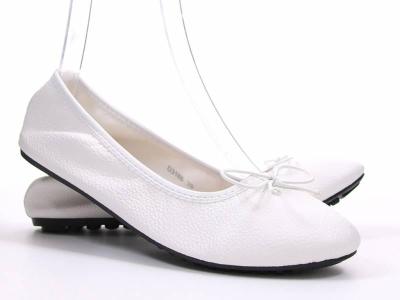 Biele balerínky 39-43