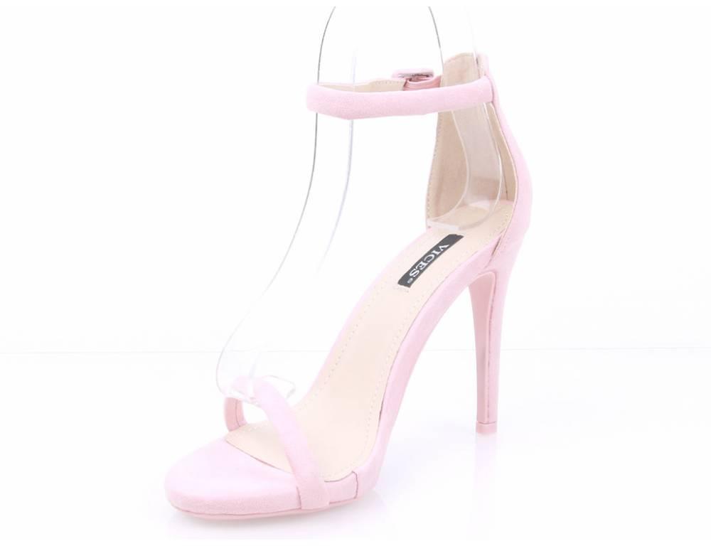 52b752af562b ... Semišové sandálky ružové · Semišové sandálky ružové